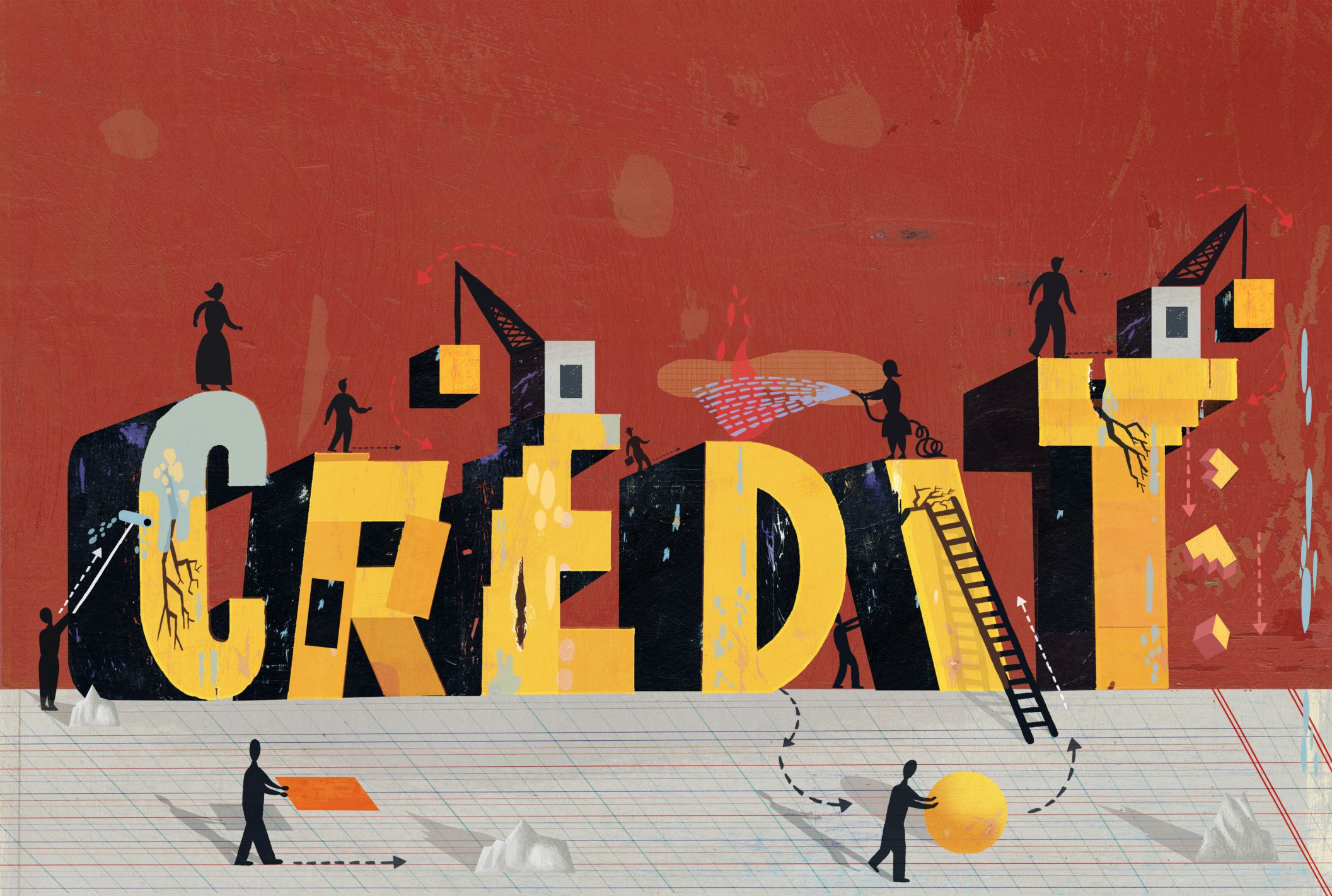 Repair Credit - Move Towards a Better Financial Future For Your Family