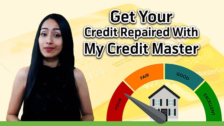 Get Your Credit Repaired With My Credit Master